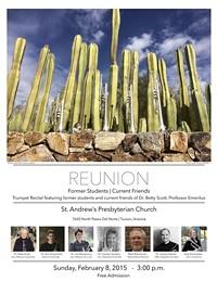 Reunion: Trumpet Recital