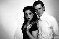 COURTESY DANIELLE HECHT - Sarah Baron and Brian Johnson