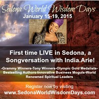 Sedona World Wisdom DAys