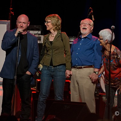 Ron Barber Get Out the Vote Concert, Rialto Theatre, June 9