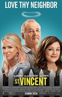 St Vincent starring Bill Murray, Melissa McCarthy, Naomi Watts