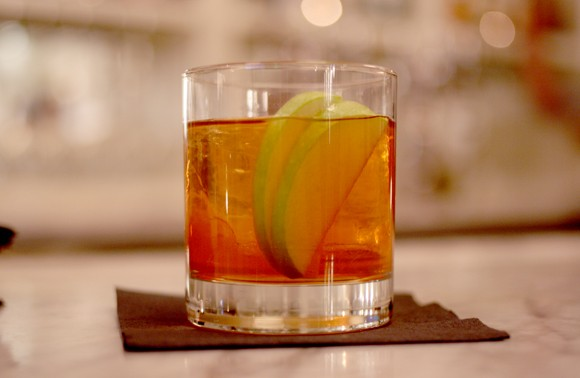 Sure this drink is a little sweet and fruity, but that doesn't mean it's weak. - HEATHER HOCH