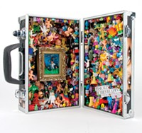 TOM SPITZ PHOTO AND LUNCHBOX - Tchotchke-esky Lunch