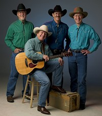 The Bill Ganz Western Band performs on Valentine's Day with the Tucson Symphony