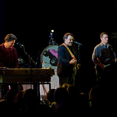 They Might Be Giants at the Rialto Theatre, Jan. 30