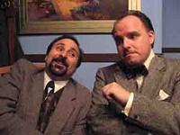 BRUCE BIESZKI - Tony Eckstat and Drew Kallen