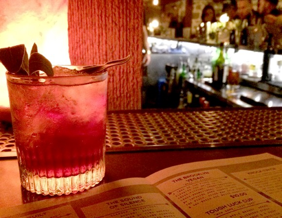 Sip on a tasty cocktail for a good cause. - HEATHER HOCH