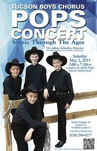 Tucson Arizona Boys Chorus Pops Concert