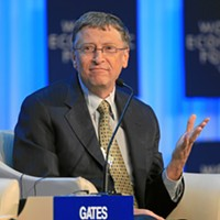The Education of Bill Gates