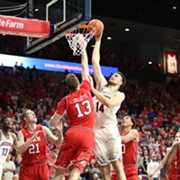 The Tip-Off: Dusan Ristic and Arizona in for a Dam Good Time Against the Oregon State Beavers