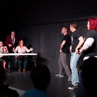 Laughing Stock: Game Show Block Party