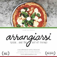 Watch and Learn About 'Pizza & the Art of Living'