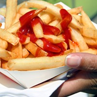 It's National French Fry Day!