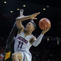 Arizona forward Ira Lee cited for Driving Under the Influence
