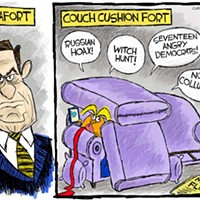 Claytoon of the Day: Manafort Flips