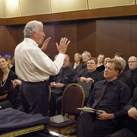 Tucson Symphony Orchestra Chorus Holding Auditions