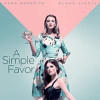 """A Simple Favor"" Movie Review"
