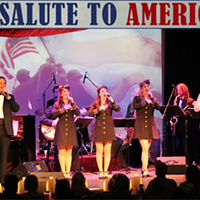 Salute to America - Healing Arizona Veterans Fundraiser