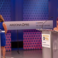 McSally, Sinema Stress Voting Records During Their Only Senate Debate
