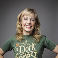 Laughing Stock: Guest Columnist Molly McCloy talks to Maria Bamford