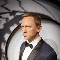 Seeing Stars: Midterm Ballots Include James Bond, JFK, Elvis, Others