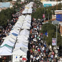 Winter Street Fair: How to get there and where to park
