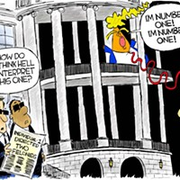 Claytoon of the Day: Individual One
