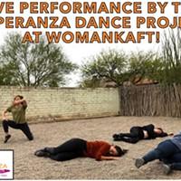 Esperanza Dance Project performs at WomanKraft