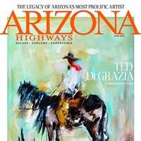 """Arizona Highways and Ted DeGrazia"""