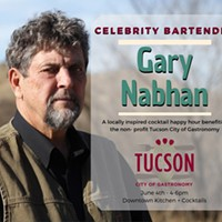 "Downtown Kitchen Hosts ""Happy Hour with Gary Nabhan"""