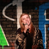 Laughing Stock: Jill Kimmel at the O and a Boy-Free Stage at Hotel McCoy