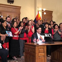 Ducey Signs Bill for Missing and Murdered Women and Girls Study