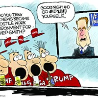 Claytoon of the Day: Shep Ditches Shemps