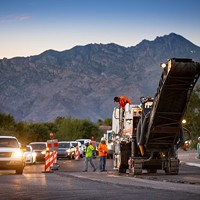 Supervisors Approve Plan to Fix All County Roads in 10 Years