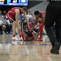 Devonaire Doutrive Kicked Off Arizona Basketball Team