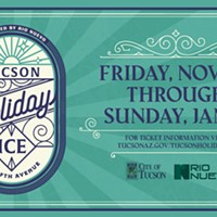Tucson's Holiday Ice Rink Opens This Friday