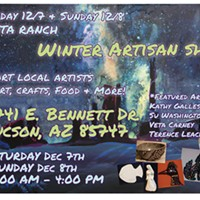 Winter Artisan Show & Sale
