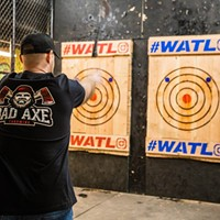 An Axe to Grind: Axe Throwing World Championship comes to town
