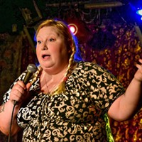 Laughing Stock: Quality Comedy Week!