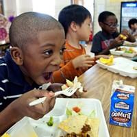 Amphi Public Schools offering 'grab-and-go' meals at schools after spring break ends