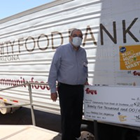 Fry's donates $25,000 to Community Food Bank of Southern Arizona