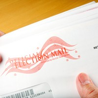 Arizona elections officials defend mail-in voting after Trump's criticism