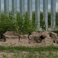 Eroding Private Border Wall To Get an Engineering Inspection Just Months After Completion
