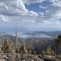 Bighorn Fire Nearly Extinguished