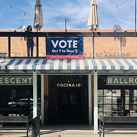 Get Your Crescent Ballroom Voter Guide Today!