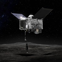Watch Live: OSIRIS-REx Sample Collection Today
