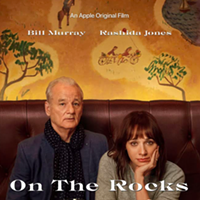 Now Playing: Solid 'On the Rocks' Screening at RoadHouse Cinemas and Streaming On Apple+