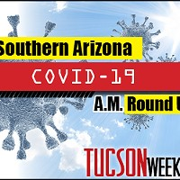 Southern AZ COVID-19 AM Roundup for Wednesday, Dec. 2: 3800 New Cases Today; Total Cases in AZ Close in on 341K; TMC CEO Warns Local Hospitals Are at or Near Capacity; Tucson City Council Enacts 10 p.m. to 5 a.m. Curfew Starting Friday