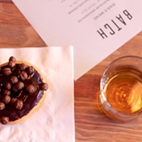 Batch Serves Up Donuts and Whiskey on Congress Street (SLIDESHOW)