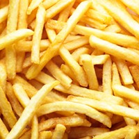 You've Got French Fry Homework